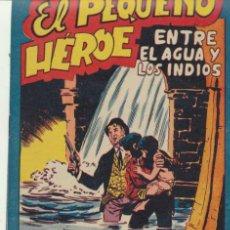 Tebeos: EL PEQUEÑO HÉROE. MAGA 1956. LOTE DE 2 EJEMPLARES: 32,63. SIN ABRIR. Lote 39893637