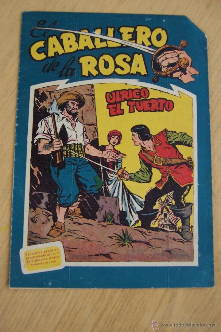 Tebeos: maga caballero de la rosa y sus series, -piel de lobo - el ranchero - Foto 3 - 35308350