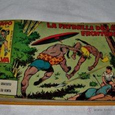Tebeos: RAYO DE LA SELVA - 26 CAPITULOS ENCUADERNADOS - ORIGINAL - CAPITULOS DEL 1 AL 26. Lote 40183100