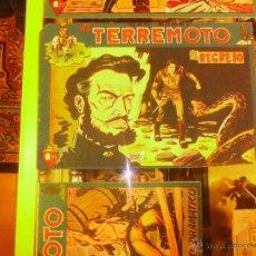 Tebeos: DAN BARRY EL TERREMOTO 46. Lote 40198258