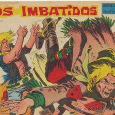 Livros de Banda Desenhada: LOS IMBATIDOS (2 PTAS) Nº 7.. Lote 40274551
