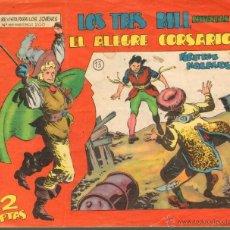 Tebeos: TEBEOS-COMICS GOYO - ALEGRE CORSARIO - Nº 13 - ED. MAGA - SEGRELLES *BB99. Lote 40477849