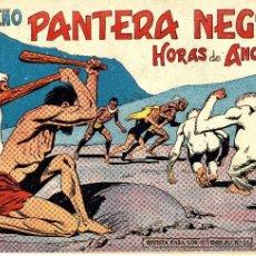 Tebeos: PEQUEÑO PANTERA NEGRA Nº132 (MIGUEL QUESADA) TEBEO ORIGINAL. Lote 40914606