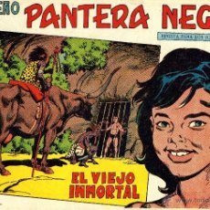 Tebeos: PEQUEÑO PANTERA NEGRA Nº145 (MIGUEL QUESADA) TEBEO ORIGINAL. Lote 49896638