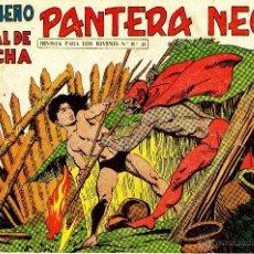 Tebeos: PEQUEÑO PANTERA NEGRA Nº173 (MIGUEL QUESADA) TEBEO ORIGINAL. Lote 40929909