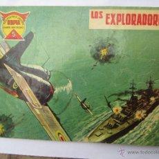 Tebeos: ESPIA - NUMERO 14 , LOS EXPLORADORES , SERIE METEORO , EDITORIAL MAGA. Lote 40941823