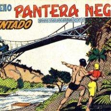 Tebeos: PEQUEÑO PANTERA NEGRA Nº191 (MIGUEL QUESADA) TEBEO ORIGINAL. Lote 40996084