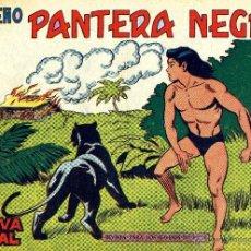 Tebeos: PEQUEÑO PANTERA NEGRA Nº193 (MIGUEL QUESADA) TEBEO ORIGINAL. Lote 41030122