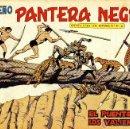 Tebeos: PEQUEÑO PANTERA NEGRA Nº198 (MIGUEL QUESADA) TEBEO ORIGINAL. Lote 41030181