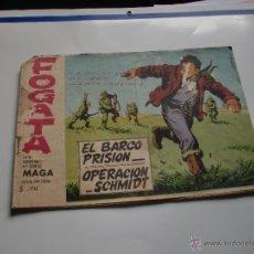 Tebeos: FOGATA Nº 35 ORIGINAL. Lote 41151128