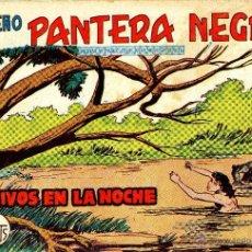 Tebeos: PEQUEÑO PANTERA NEGRA Nº252 (MIGUEL QUESADA) TEBEO ORIGINAL. Lote 41235796