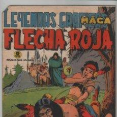 Livros de Banda Desenhada: FLECHA ROJA LEYENDAS GRAFICAS Nº43.. Lote 41395643