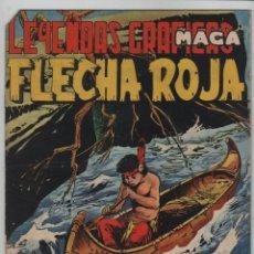 Livros de Banda Desenhada: FLECHA ROJA LEYENDAS GRAFICAS Nº45.. Lote 41395858