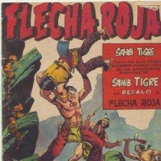 BDs: FLECHA ROJA REVISTA Nº 12. Lote 41485086