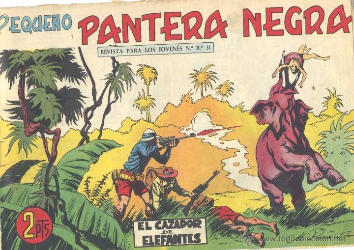 PEQUEÑO PANTERA NEGRA Nº322 (ORIGINAL) (Tebeos y Comics - Maga - Pantera Negra)