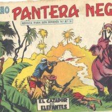 Tebeos: PEQUEÑO PANTERA NEGRA Nº322 (ORIGINAL). Lote 41514598