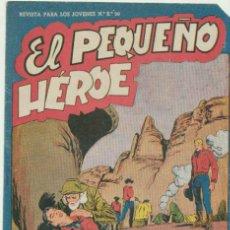 Tebeos: EL PEQUEÑO HÉROE Nº 28. SIN ABRIR. Lote 41521629