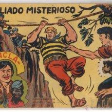Tebeos: JUNGLA. NUMERO 12. EL ALIADO MISTERIOSO. MAGA. Lote 41522443