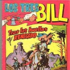 Tebeos: TEBEOS-COMICS CANDY - LOS TRES BILL - Nº 8 - MAGA - 1958 *UU99. Lote 41644213