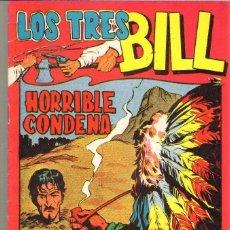Tebeos: TEBEOS-COMICS CANDY - LOS TRES BILL - Nº 7 - MAGA - 1958 *UU99. Lote 41644409