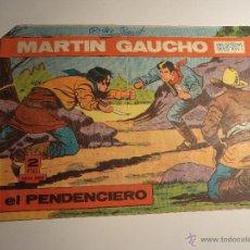 Tebeos: MARTIN GAUCHO. Nº 1. MAGA. Lote 41659156