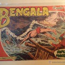 Tebeos: BENGALA,MAGA 2ª PARTE Nº 4ORIGINAL. Lote 41676478