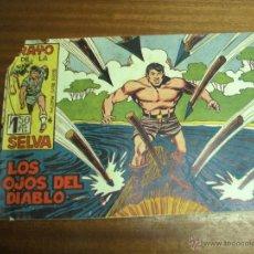 Tebeos: RAYO DE LA SELVA Nº 32: LOS OJOS DEL DIABLO / MAGA ORIGINAL. Lote 41769083