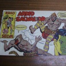 Livros de Banda Desenhada: RAYO DE LA SELVA Nº 54: ARDID SALVADOR / MAGA ORIGINAL. Lote 41769183