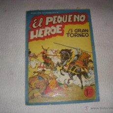 Tebeos: EL PEQUEÑO HÉROE Nº 36, EDITORIAL MAGA. Lote 42022729