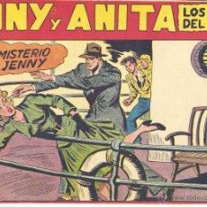Tebeos: TONY Y ANITA Nº118 (EDITORIAL MAGA). DIBUJOS DE MANUEL GAGO (ORIGINAL) . Lote 42034709