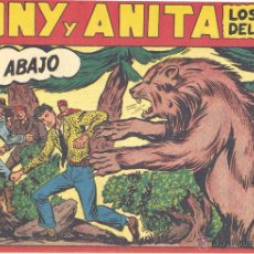 Tebeos: TONI Y ANITA 123. EDITORIAL MAGA. GAGO. TEBEO ORIGINAL . Lote 42060646