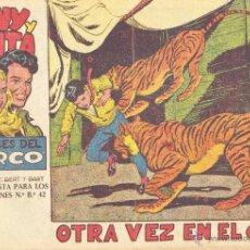 Tebeos: TONY Y ANITA Nº24 (2ª ÉPOCA) ORIGINAL. Lote 42091837