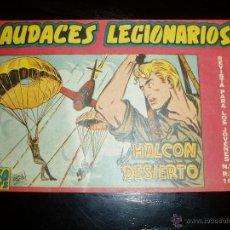Tebeos: AUDACES LEGIONARIOS Nº 5. ORIGINAL. MAGA.. Lote 42188817