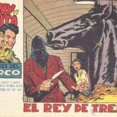Tebeos: TONY Y ANITA 6 (2ª ÉPOCA). ORIGINAL. Lote 42271198