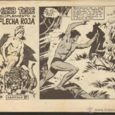 Tebeos: TEBEOS-COMICS CANDY - SAHIB TIGRE - Nº 2 - ED. MAGA - 1964 - ORIGINAL - DIFICIL *AA99. Lote 42286107