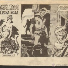 Tebeos: TEBEOS-COMICS CANDY - SAHIB TIGRE - Nº 4 - ED. MAGA - 1964 - ORIGINAL - DIFICIL *XX99. Lote 42286175