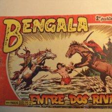 Tebeos: BENGALA2ª Nº 34 ORIGINAL. Lote 42295282