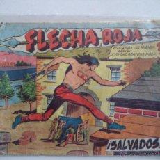 Tebeos: FLECHA ROJA Nº33.ORIGINAL. Lote 42409739