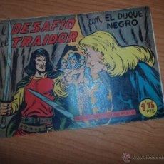Livros de Banda Desenhada: EL DUQUE NEGRO Nº 23 ED MAGA ORIGINAL . Lote 42445562
