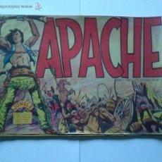 Tebeos: APACHE 1ª- MAGA -COMPLETA-BUEN ESTADO -. Lote 42463439