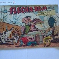 Tebeos: LOTE - FLECHA ROJA- MAGA - ORIGINALES-DEL Nº 1 AL 23 -LEIDOS Y GUARDADOS , MIRAR DESCRIPCION. Lote 42475431