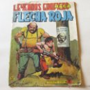 Tebeos: LEYENDAS GRAFICAS MAGA - LA FLECHA ROJA - NUMERO 32. Lote 42569553