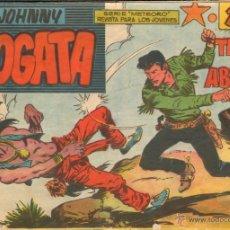 Tebeos: TEBEOS-COMICS CANDY - JOHNNY FOGATA - Nº 5 - ORIGINAL - DIFICIL *AA99. Lote 42751666