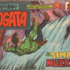 Tebeos: TEBEOS-COMICS CANDY - JOHNNY FOGATA - Nº 4 - ORIGINAL - MUY DIFICIL *UU99. Lote 42751694