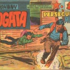 Tebeos: TEBEOS-COMICS CANDY - JOHNNY FOGATA - Nº 3 - ORIGINAL - MUY DIFICIL *BB99. Lote 42751725