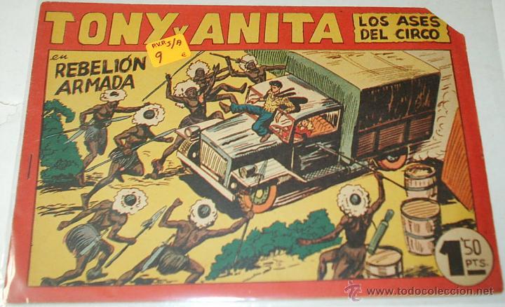 TONY Y ANITA Nº 146 COMPLICADO - MAGA - ORIGINAL SIN ABRIR - LEER TODO (Tebeos y Comics - Maga - Tony y Anita)