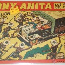 Tebeos: TONY Y ANITA Nº 146 COMPLICADO - MAGA - ORIGINAL SIN ABRIR - LEER TODO. Lote 42776933