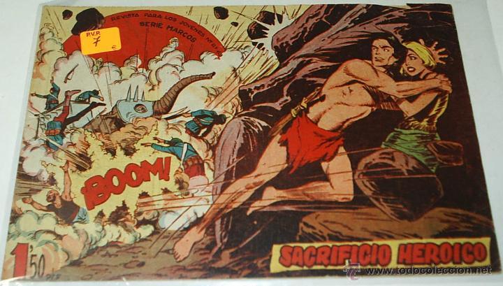 BENGALA Nº 52 - MAGA - ORIGINAL (Tebeos y Comics - Maga - Bengala)