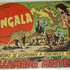 Tebeos: BENGALA Nº 53 - MAGA - ORIGINAL. Lote 42793807