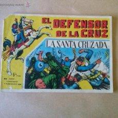 Tebeos: EL DEFENSOR DE LA CRUZ Nº 9 -MAGA-BIEN. Lote 42855384
